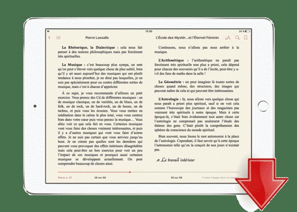 ebook l'ecole des mysteres de chartres