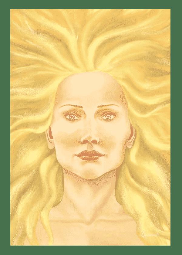 poster Astrosophia - Lucidaëlle