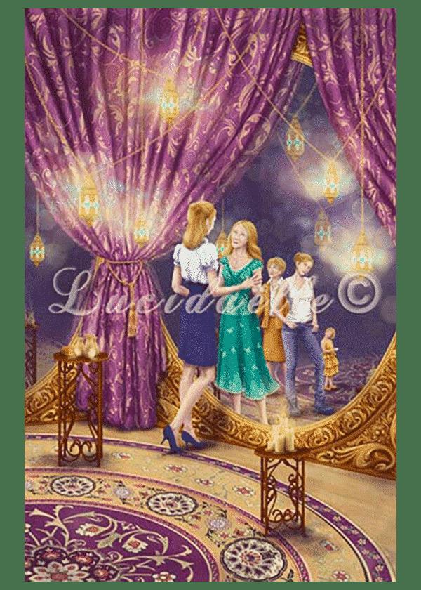 poster La Chambre aux Secrets - Lucidaëlle
