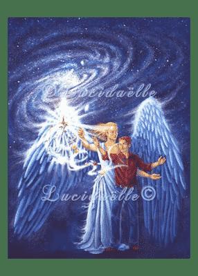 poster Le Mystère de l'Ange - Lucidaëlle