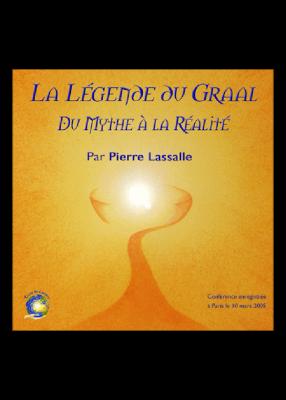 cd mp3 conférence La Légende du Graal