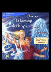 cd mp3 conférence Parler le langage des Anges Paris
