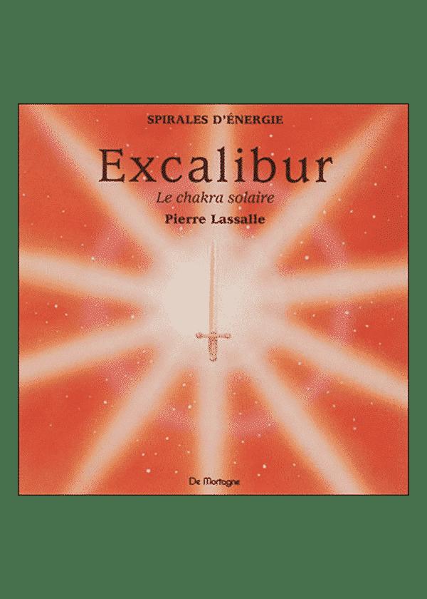 cd mp3 méditation Excalibur