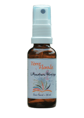elixir florale L'Aventure Héroïque