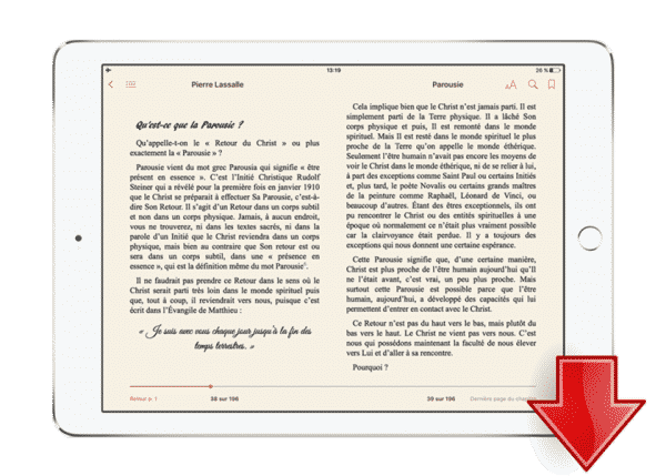 ebook parousie