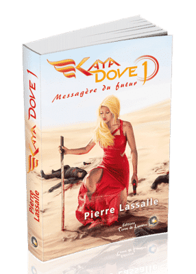 livre Kaya Dove 1 - Pierre Lassalle