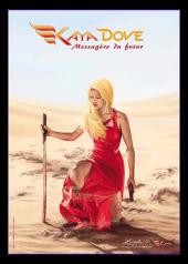 poster Kaya Dove désert - Kaya Team Universe