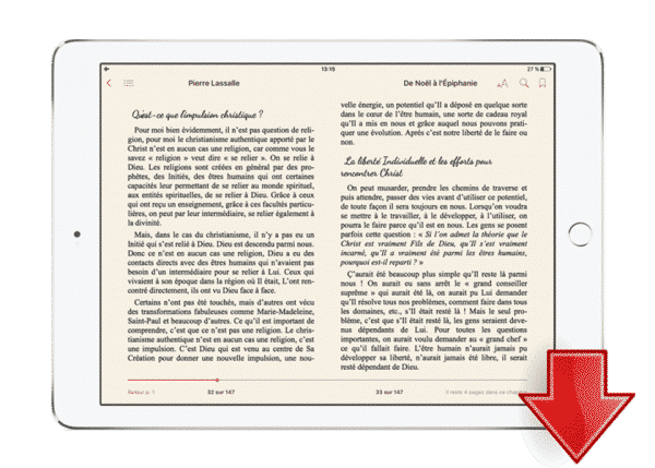ebook de noel à l'epiphanie