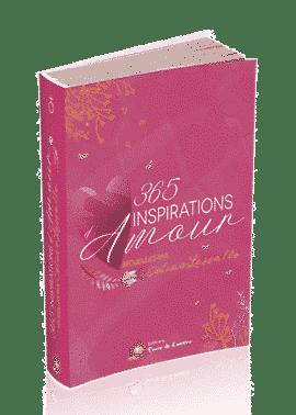 livre 365 Inspirations d'Amour - Céline Lassalle