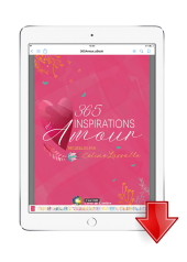 ebook 365 Inspirations d'Amour - Céline Lassalle