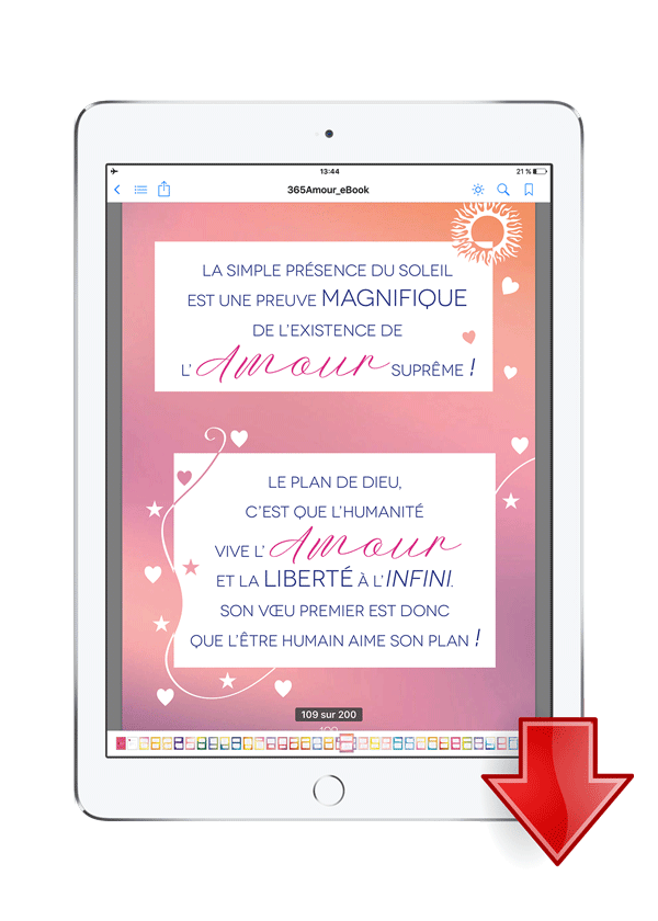 ebook 365 inspirations d'amour - Celine Lassalle
