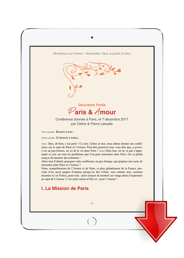 ebook revelations sur l'amour