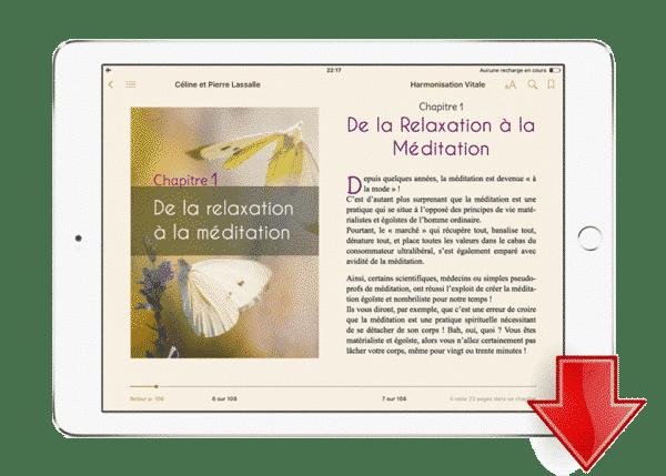 ebook mp3 meditation harmonisation vitale