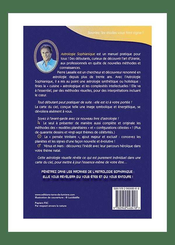 livre Astrologie Sophianique couverture - Pierre Lassalle