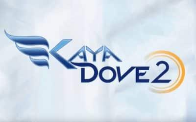L'aventure de Kaya Dove pour le futur continue !