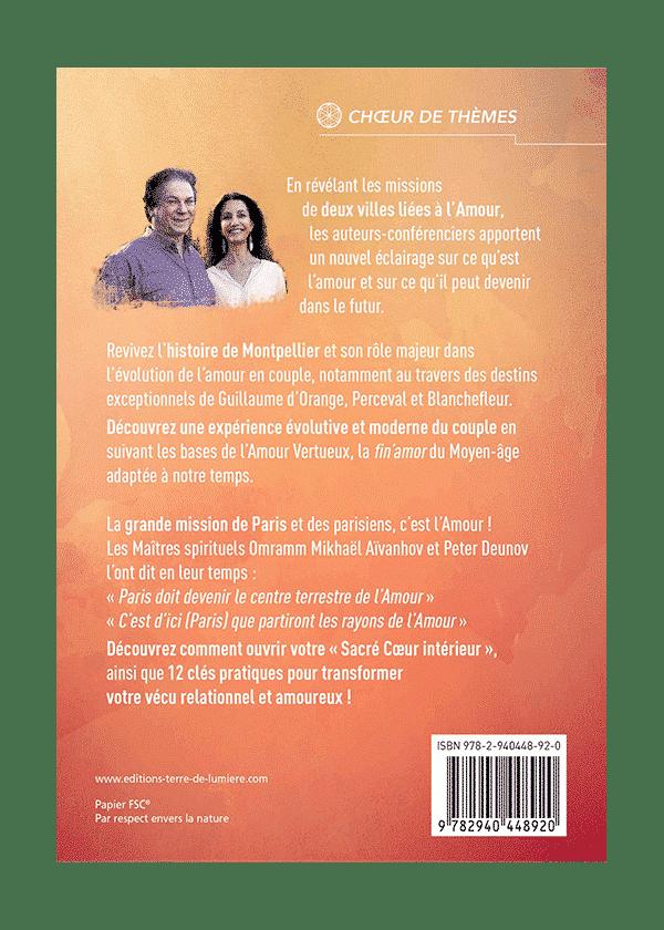 livre Révélations sur l'Amour couverture - Céline et Pierre Lassalle