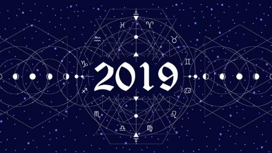 Que nous dit l'astrologie sur l'année 2019 ?