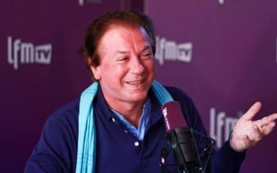Pierre Lassalle sur les ondes de la radio LFM