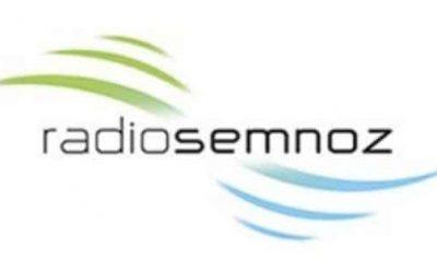 Pierre et Céline Lassalle sur Radio Semnoz