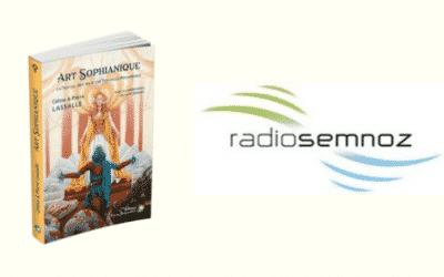 Un nouvel Art à l'honneur sur Radio Semnoz avec Pierre et Céline Lassalle