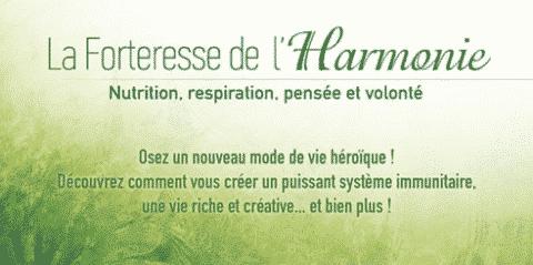 Affiche conférence Forteresse de l'Harmonie Genève 17 septembre 2020